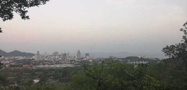 Khao Chalak view