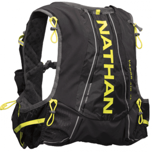Nathan Vapor Air 7L 2.0 Hydration Vest Black/Charcoal/Nuclear Yellow