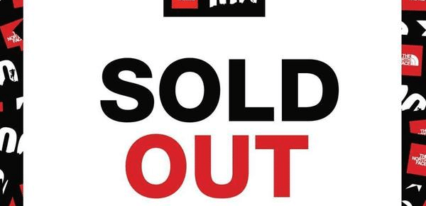 the north face 100km thailand 2020 is sold out